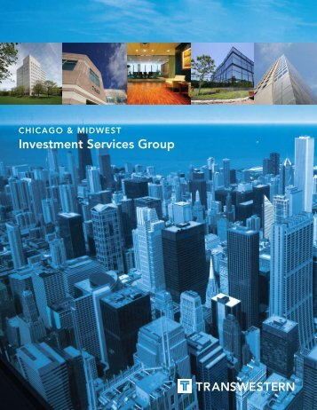 Investment Services Group - Transwestern