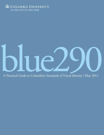 Blue290 - Columbia University