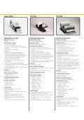 Fiche technique gamme de produits kiosques - Zebra - Page 3