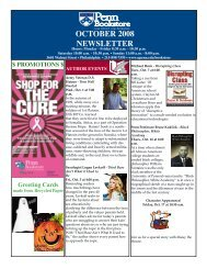 september 2008 newsletter october 2008 newsletter - Business ...