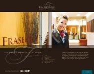f 6 - Fraser Suites - Frasers Hospitality