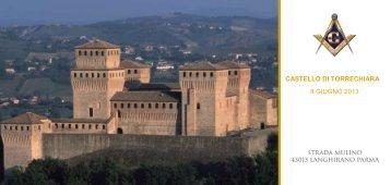 castello di torrechiara 8 giugno 2013 - Grande Oriente d'Italia
