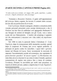 (PARTE SECONDA CAPITOLO PRIMO Pagina 441) - alphonse doria