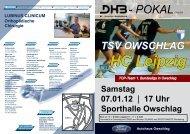 Saison 2011-12 - TSV Owschlag
