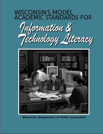 Information & Technology Literacy - Instructional Media and ...