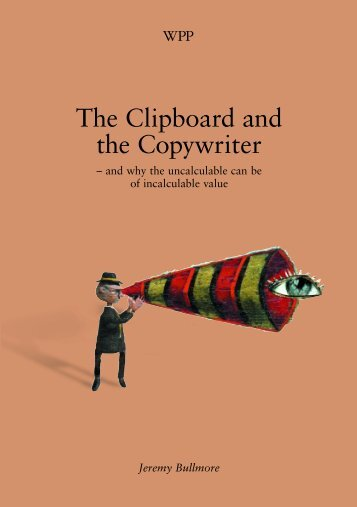 The Clipboard and the Copywriter - WPP.com