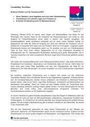 Erlebnis Chartern auf der hanseboot 2012 • Neuer Standort, neue ...