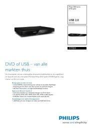 DVP2850/12 Philips DVD-speler