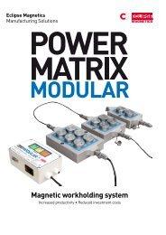 DOWNLOAD Power Matrix Modular PDF - Eclipse Magnetics