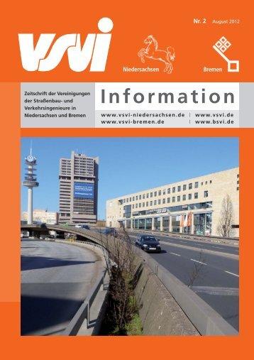 Mitgliederversammlung 2012 - VSVI Niedersachsen