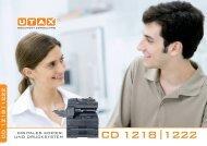 UTAX CD 1218/1222
