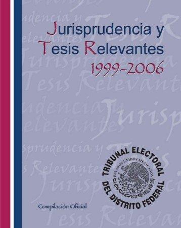 Untitled - Tribunal Electoral del Distrito Federal