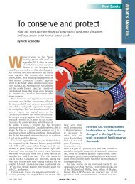 To conserve and protect - Creativity in the legal practice