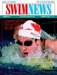 Swimnews Magazine 2000 February