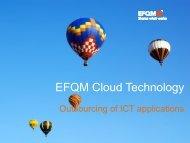 EFQM Cloud Technology - Minoc