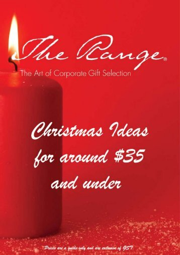 Christmas Ideas on a budget - Pascall Principal The