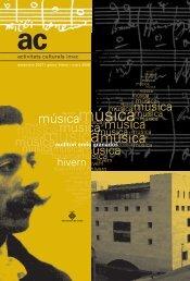 música música - Ajuntament de Lleida