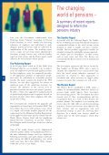 spotlighton pensions spotlighton pensions - MMC UK Pensions - Page 6