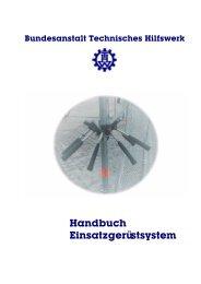 EGS Handbuch - THW Ortsverband Nördlingen