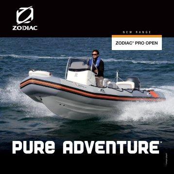 Zodiac Pro Open Range 2013 - Western Marine