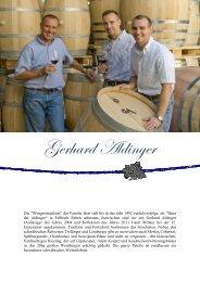 Weingut Gerhard Aldinger - winogrono.de