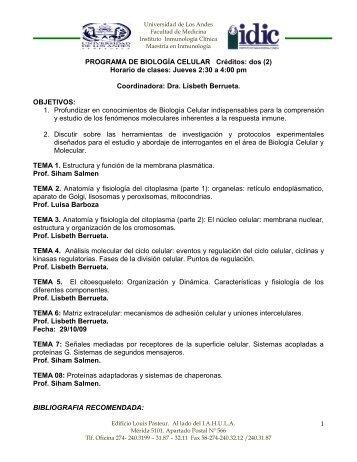 2.- ORGANIZACIÓN Y FISIOLOGÍA CELULAR 2.5 ... - PRoFeBLoG