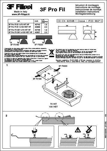 IMI0152000 FG.ISTR.3F PRO FIL 07-09 PR.3F .dgn - 3F Filippi S.p.A.