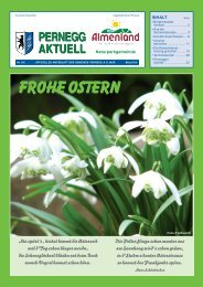 Frohe Ostern - Gemeinde Pernegg