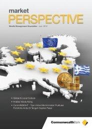 Market Perspective June 2012 - Commonwealth Bank