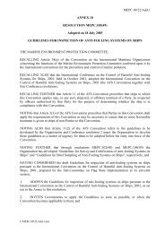 MEPC 49/22/Add.1 ANNEX 10 RESOLUTION MEPC.105(49 ...