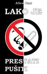 Lako je prestati pušiti - UHO