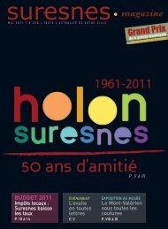 N°220 - Mai 2011 - Suresnes