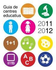 guia de centres educatius 2011-2012.indd - Xtec