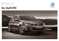 Der Golf GTD - Volkswagen AG