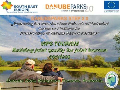 Nature Tourism (G Baboianu) ( pdf, 1940 KB) - DANUBEPARKS