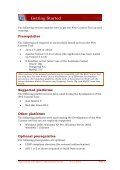 System Administrator Guide - Web Curator Tool - SourceForge - Page 4