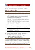 System Administrator Guide - Web Curator Tool - SourceForge - Page 5