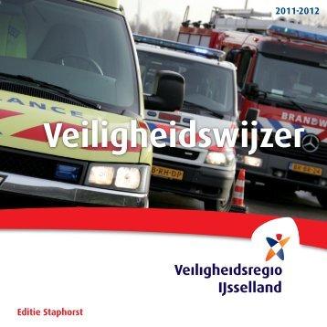 Veiligheidswijzer - Gemeente Staphorst