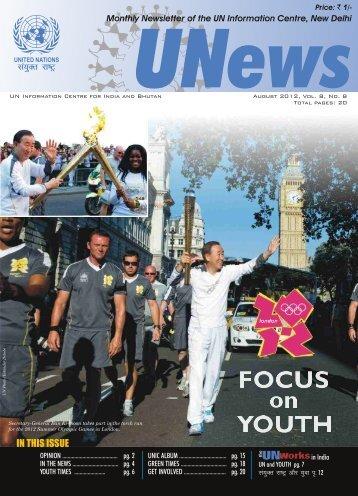 august unews 2012 - UNICs