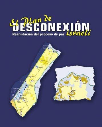 Plan de Desconexión revisado - Israel