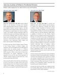 President's Corner - Maryland Chapter American Academy of ... - Page 6