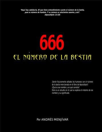 666 El número de la bestia - iglededios.org
