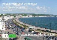 Villiers Scheme Phases III & IV - Capita Symonds