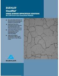 86-3100 Grain Size Assessment Module