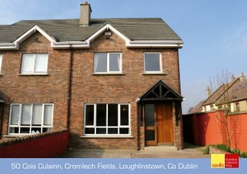 50 Cois Culainn, Cromlech Fields, Loughlinstown, Co Dublin - Daft.ie