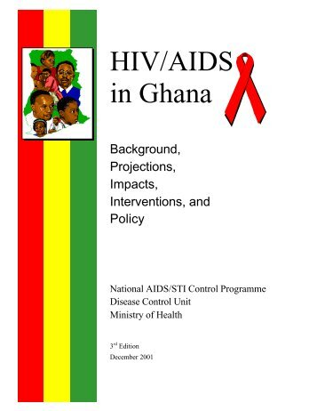 HIV/AIDS in Ghana - POLICY Project