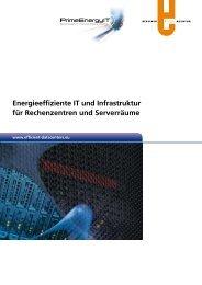 Energieeffiziente IT und Infrastruktur für Rechenzentren ... - Buy Smart