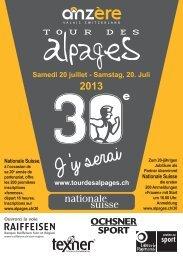 tour alpages 1 - Tour des Alpages