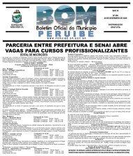 266 - Prefeitura de Peruíbe - Governo do Estado de São Paulo