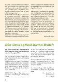 Årets Gang - Landsforeningen Dansk Senior Dans - Page 6